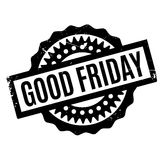 Good Friday rubber stamp Royalty Free Stock Images