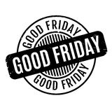 Good Friday rubber stamp Royalty Free Stock Photo