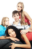 Good friends Royalty Free Stock Images