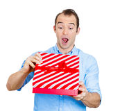 Good gift idea Stock Images
