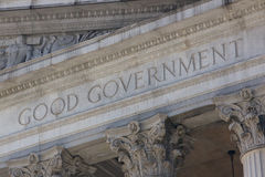 Good Government Royalty Free Stock Images
