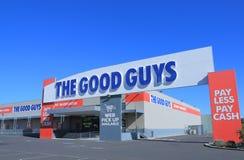 The Good Guys Electrical appliances retailer Australia Stock Photo