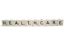 Good healthcare. Is very important Royalty Free Stock Photography