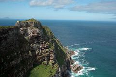 Good hope cape. A shot of the Good hope cape in South Africa Royalty Free Stock Photo