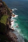 Good hope cape. A shot of the Good hope cape in South Africa Royalty Free Stock Photos