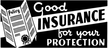 Good Insurance 2 Royalty Free Stock Photography