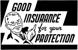 Good Insurance Royalty Free Stock Image