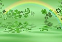 Good Irish Luck Royalty Free Stock Images