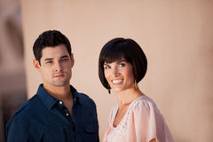Good looking Couple Stock Photography