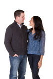 Good looking couple Royalty Free Stock Photography