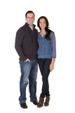 Good looking couple Royalty Free Stock Image