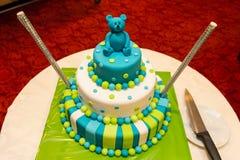 Child cake Royalty Free Stock Photo