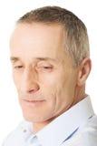 Good looking mature man Stock Image