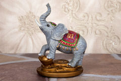 Good Luck Elephant royalty free stock images
