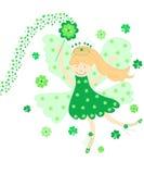Good Luck Fairy Royalty Free Stock Photos