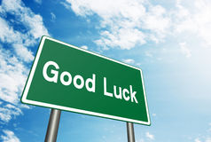 Good Luck Stock Images