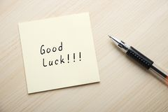 Good luck Royalty Free Stock Images