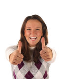 In a good mood Stock Photos