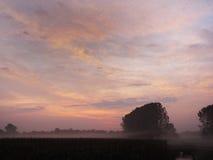 Good morning autumn Stock Photo