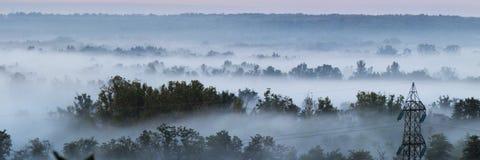 Good morning autumn Stock Photos