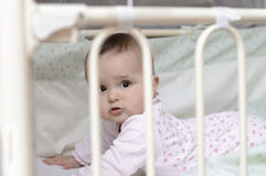 Good morning Baby Stock Images