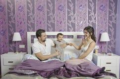 Good morning baby Royalty Free Stock Photos