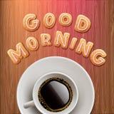 Good morning background Royalty Free Stock Photo