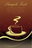 Good morning card Royalty Free Stock Image