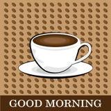 Good Morning Coffee Stock Photography