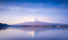 Good morning Fuji Stock Images