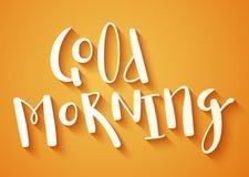 Good Morning Stock Photography