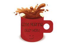 Good Morning Royalty Free Stock Photography