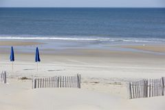 Good Morning, Outer Banks Stock Image