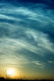 Good Morning Sky Stock Photography