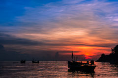 Good morning, Songkhla. Royalty Free Stock Photo