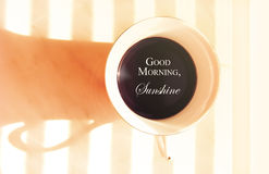 Good Morning, Sunshine Royalty Free Stock Photos