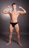 Good muscles Stock Photos