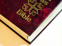Good News Bible Royalty Free Stock Photo