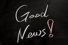 Good news Stock Photos