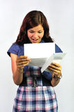 Good News Letter Royalty Free Stock Images