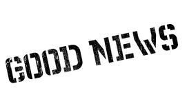 Good News rubber stamp Royalty Free Stock Photography