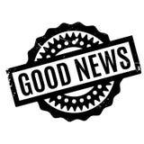 Good News rubber stamp Stock Photos