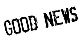 Good News rubber stamp Royalty Free Stock Photos