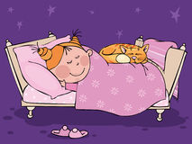 Good Night Royalty Free Stock Image