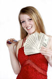 Good night at the Casino Stock Photography