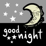 Good night Stock Images