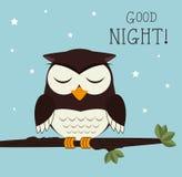 Good night design Stock Photo