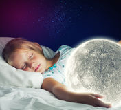 Good night Stock Image