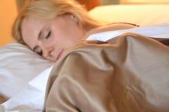 Good night! Or - good napping! Royalty Free Stock Photos