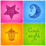 Good night Royalty Free Stock Image
